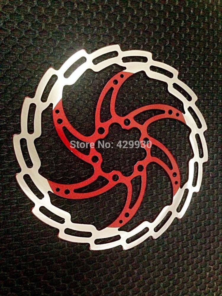 2 PCS 2014 newest Free shipping AVID BB5 BB7 Elixir Hydraulic Brake Rotor bicycle brakes disc 160mm bike brake disc