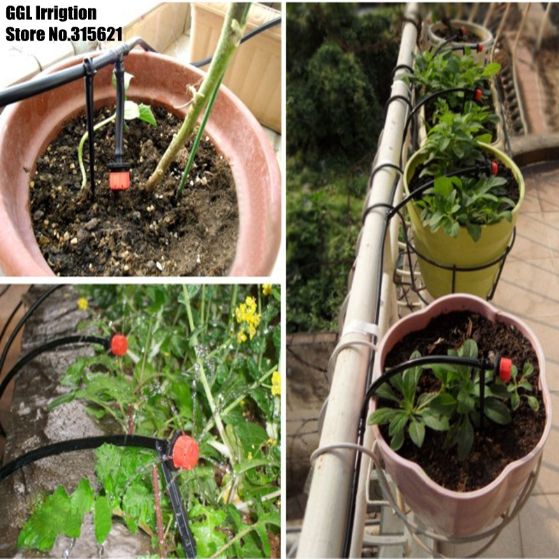 Aliexpress.com : Buy Automatic Drip Irrigation System 20m ...