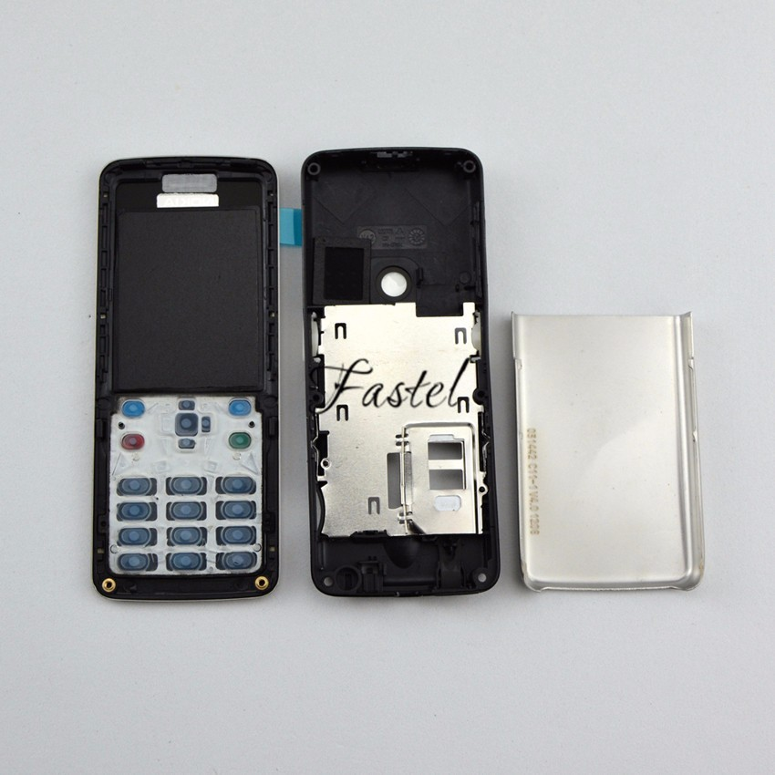 For Nokia 6300 Brandnew Full Complete Mobile Phone Housing Cover Case+ English or Russian Keypad + Free Tools, Free Shipping