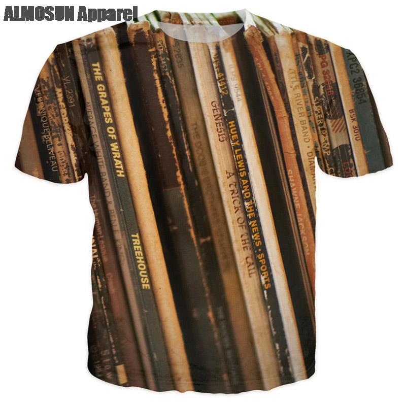 Almosun Technics Turntable Audio Books 3d All Over Print