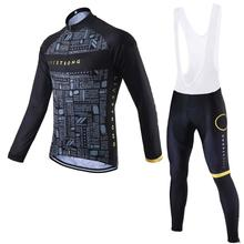 3 Style Winter Thermal Fleeced Cycling Jerseys/Mountain Bike Clothing/Bicycle Clothes Super Warm Bib GEL Pants/Shorts For Man(China (Mainland))