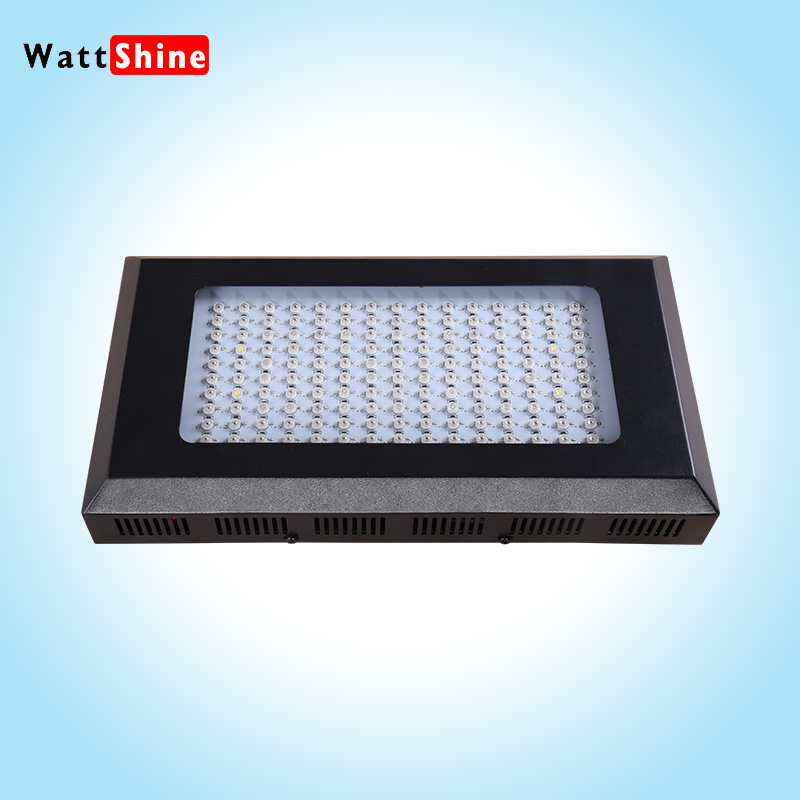 Big discount free shipping LED grow lights 450W full spectrum 8 bands plant led grow lamps best for Medical plants flowers seeds(China (Mainland))