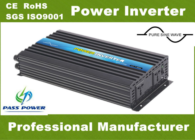 Manufacturer Slling Solar Inverter 1500w ,one year warranty ,CE&SGS&RoHS&IP30 Approved(China (Mainland))