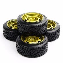 Buy RC Drift Tires Wheel Rim Model Toys HSP HPI 1/10 On-Road Car Model Accessory PP0290+PP0147 4pcs/set for $8.96 in AliExpress store