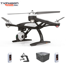 YUNEEC Q500 4K typoon drone FPV quadcopter with 4K HD camera and 2battery 5400mAH PK DJI Inspire1 helicopter Professional drones