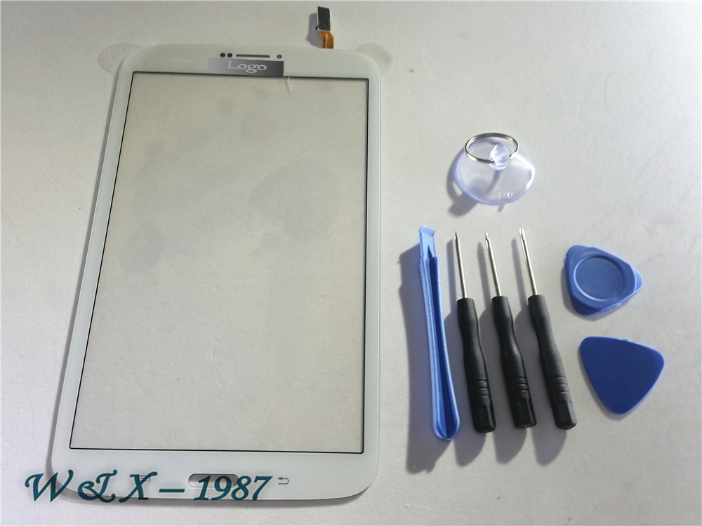 Original 3G Touch Screen Digitizer Glass Lens For Samsung Galaxy Tab 3 8.0 T311 SM-T311 Tools 1280*800 Tablet touch panel(China (Mainland))