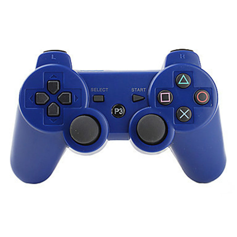 2.4GHz Wireless Bluetooth Game Controller For Sony Playstation 3 PS3 SIXAXIS Controle Joystick Gamepad(China (Mainland))