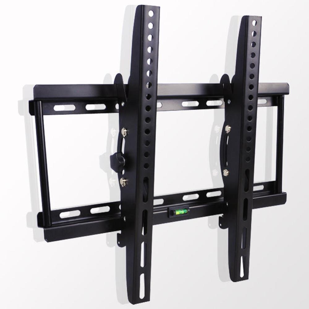 Flat Panel Slim Tilting Tv Wall Mount Hanging Plasma Led
