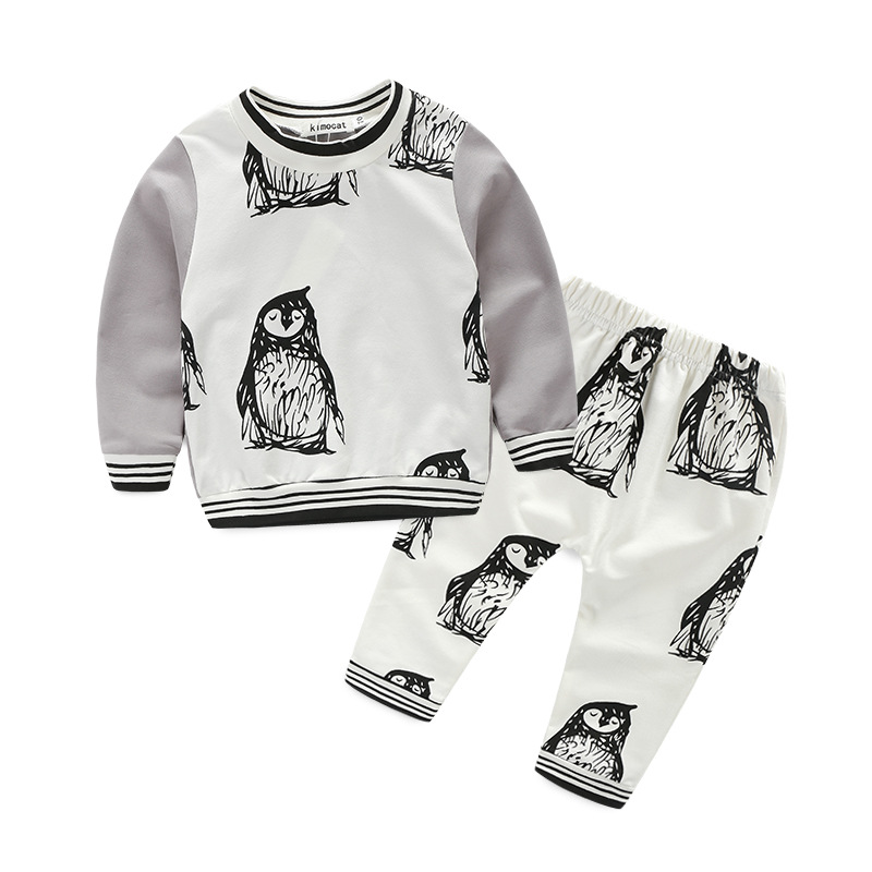 High Quality Penguin Pajamas for Boys Promotion-Shop for High ...