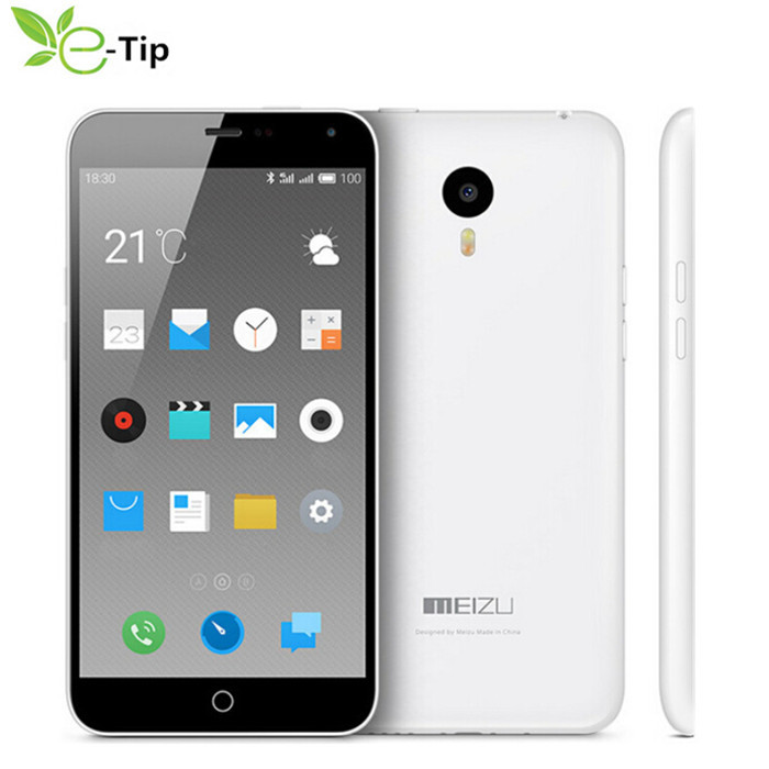 """Promotion Factory Original 5.5"""" Meizu M1 Note 4G LTE Cell Phones MTK6752 Octa Core 1.7GHz 1920x1080 13.0MP 2GB ROM 16GB freecase(China (Mainland))"""