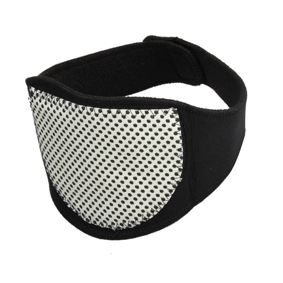 High Quality Magnetic Therapy Neck Spontaneous Heating Headache Belt Neck Massager