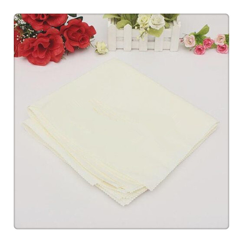100pcs 19'' x 19'' Wedding Cloth Napkins Placemats Napkins Linen wedding cloth napkins(China (Mainland))