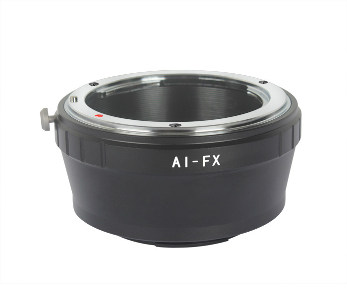 AI-FX Lens Adapter Mount Ring for Nikon AI lens to for fuji FX X X-Pro1 E1 XPro1 Camera<br><br>Aliexpress