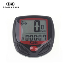 Buy Bicycle Portable Computer Cycling Entry-Level Stopwatch Bike Speedometer Wired Odometer Water-resistant LCD Screen for $4.50 in AliExpress store