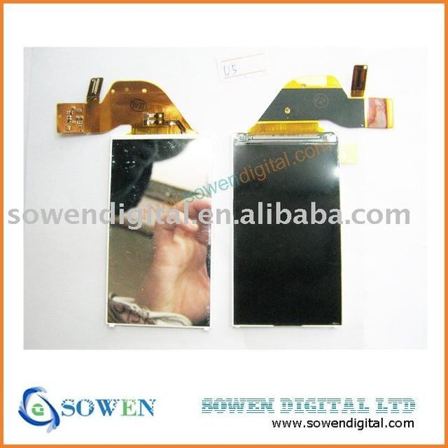 free  shipping For Sony Ericsson U5 lcd screen wholesaler or retail on the aliexpress