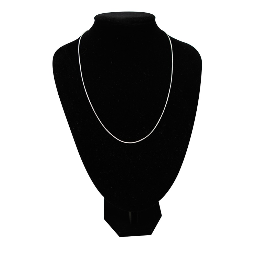 Sterling Silver 925 Snake Chain Necklace Fashion 2016 New Brand Sterling-Silver-Jewelry Necklaces Pendants Classic 03B0164(China (Mainland))