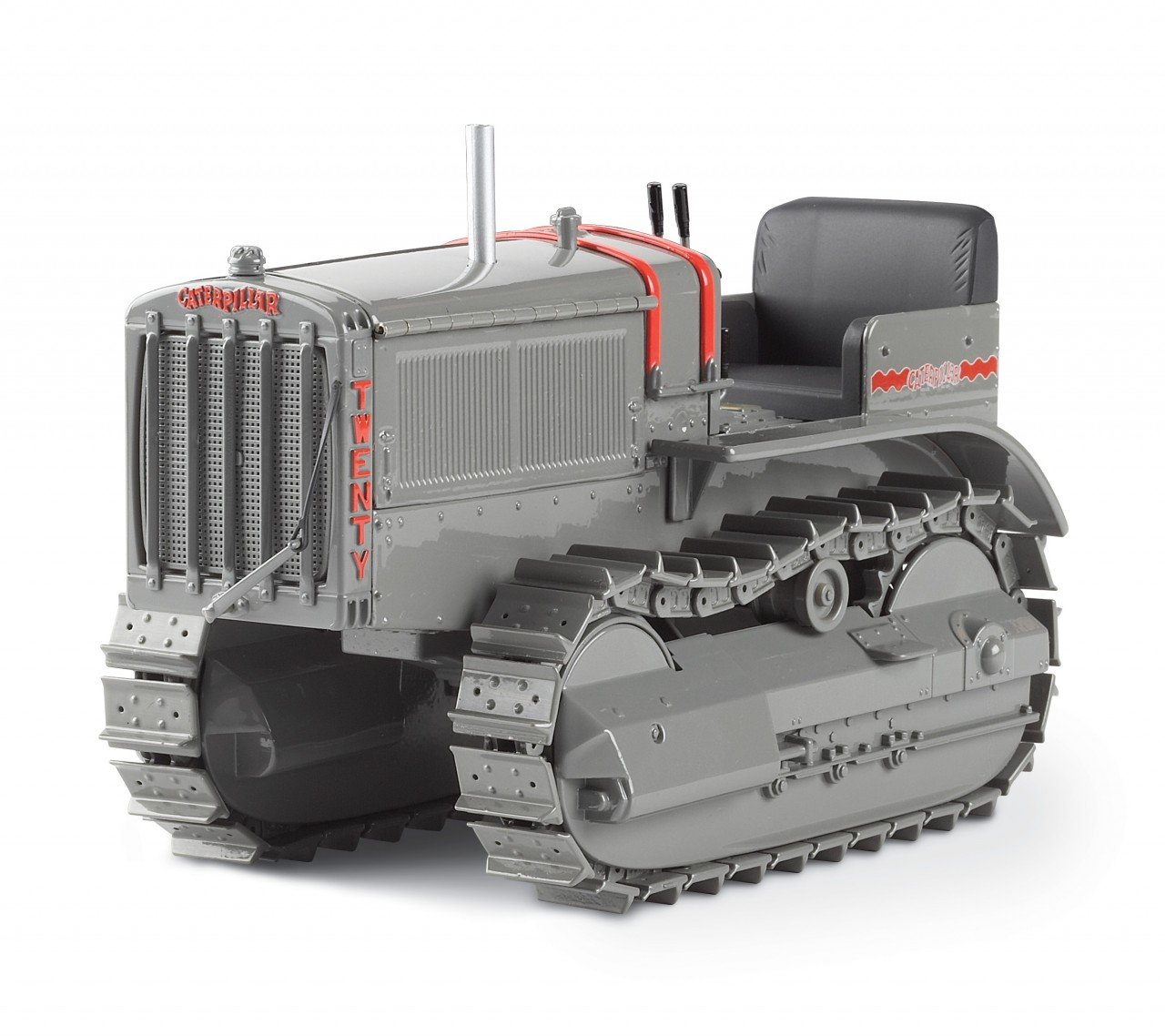 1:16 CAT Twenty Track-Type Tractor with metal tracks toy(China (Mainland))
