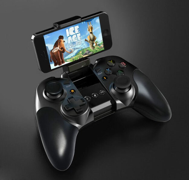 Game Controllers Joystick Compatible IOS/android Bluetooth Game Controller Gamecube Controllers For Phones(China (Mainland))