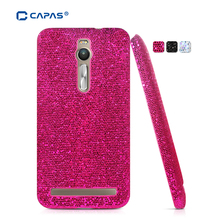 For ASUS Zenfone 2 ZE551ML ZE550ML 5.5 Luxury Bling Case Cover Original CAPAS Phone Cases High Quality Protective Fundas(China (Mainland))