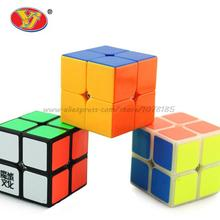 New brand YJ MoYu LingPo 2 Layers Magic Cube 2x2x2 Square Cubo magico Puzzle learning & education toy good Gift(China (Mainland))