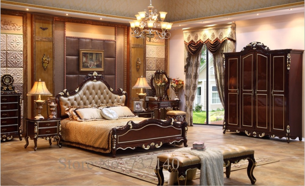 bedroom furniture furniture luxury bedroom furniture sets luxurious bedroom furniture buying agent high quality wholesale price(China (Mainland))