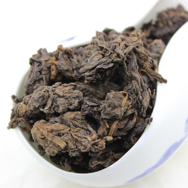 500g Menghai Puer Tea Head 2009 Year Top Grade Chinese Ripe Pu Er Anti aging Organic