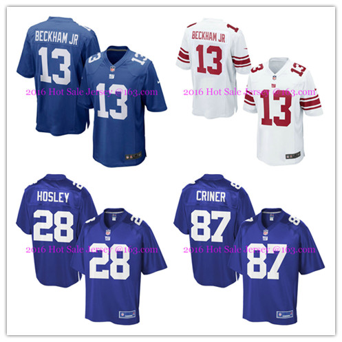 2016 NO1 Men's New arrival @1 Style New York @1 Giants @1 free shipping Jer Stitched logo,ship out fast(China (Mainland))