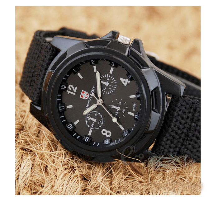 drop shipping new fashion ier military quartz canvas strap drop shipping new fashion ier military quartz canvas strap fabric watch men outdoor sports watches for male casual