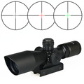 Hot Sale Tactical Military Airsoft 2 5 10X40L Rifle Scope for Hunting CL1 0003