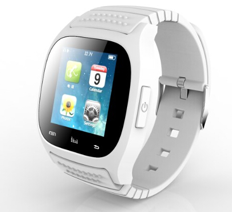 2015 New Bluetooth Smart watch RB09 Support Heart rate detection SMS Call for Xiaomi Huawei MEIZU HTC LG Android 3Color