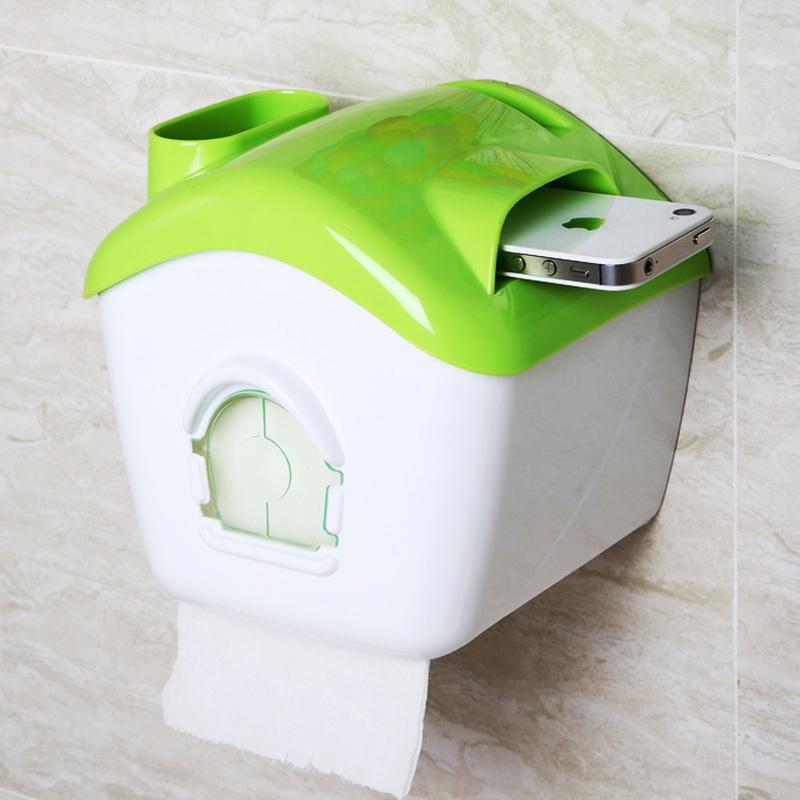Creative Household Toilet Paper Holder Toilet Roll