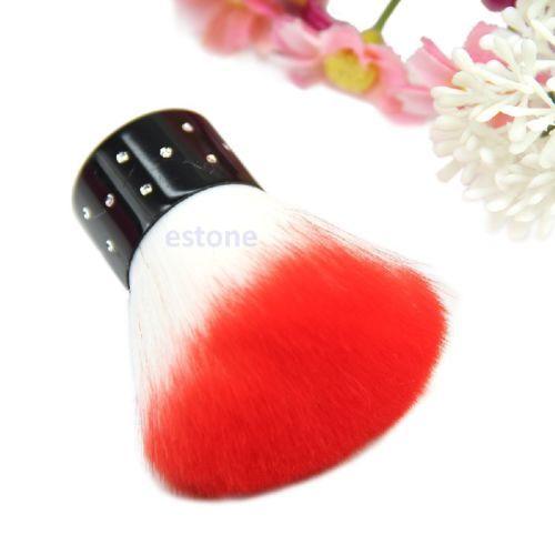"U95""New Hot 1 pc Beauty Nail Brush Gel Nail Art Dust Cleaner Professional Tool Free Shipping(China (Mainland))"