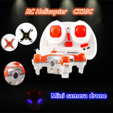 Cheerson cx-10 cx10 cx-10a Upgrade Micro Drone Mini RC Helicopter Quadcopter with Camera Cx-10c Pocket Drone Vs Eachine h8 Mini