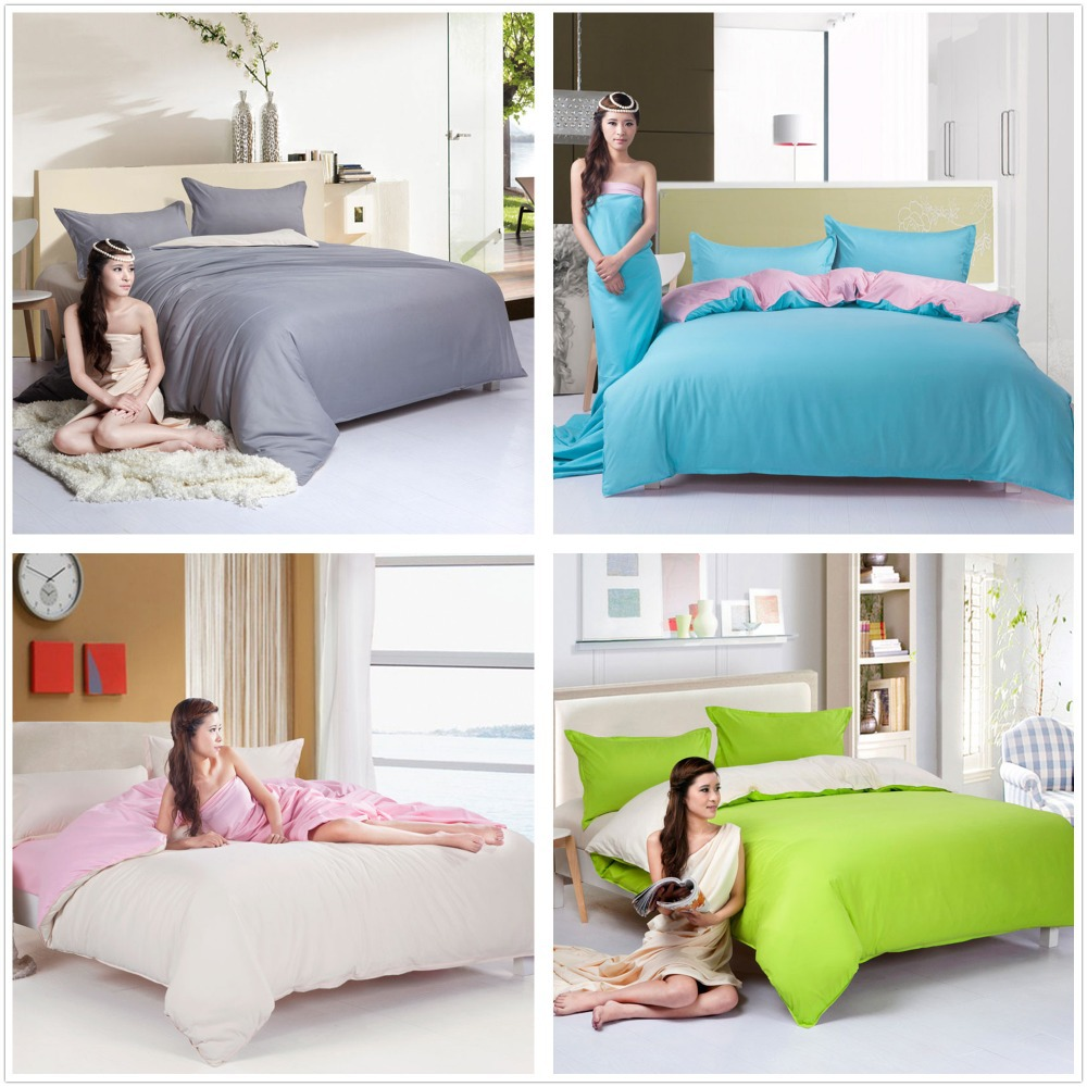 2015 Hot Sale King Queen Full Size Bedding Set Bed Clothes