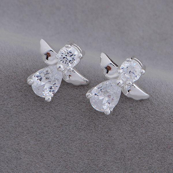 925 silver earrings 925 sterling silver fashion jewelry earrings angel /ewrannya bnvakfca AE653<br><br>Aliexpress