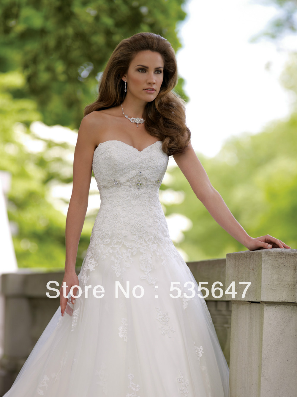 Buy david tutera a line organza wedding for A line wedding dresses sweetheart neckline