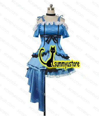 Free Shipping!Good Quality,lovelive! Sonoda Umi,KiRa-KiRa Sensation!  Cosplay Costume ! Acceptable orderОдежда и ак�е��уары<br><br><br>Aliexpress