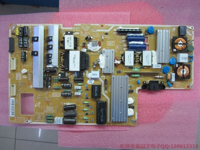 holesale _ free shipping power board PSU for Samsung BN44-00636B L55U2P_DHS power board(China (Mainland))