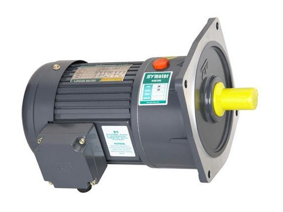 three phase small ac gear motor with brake motor 220v50