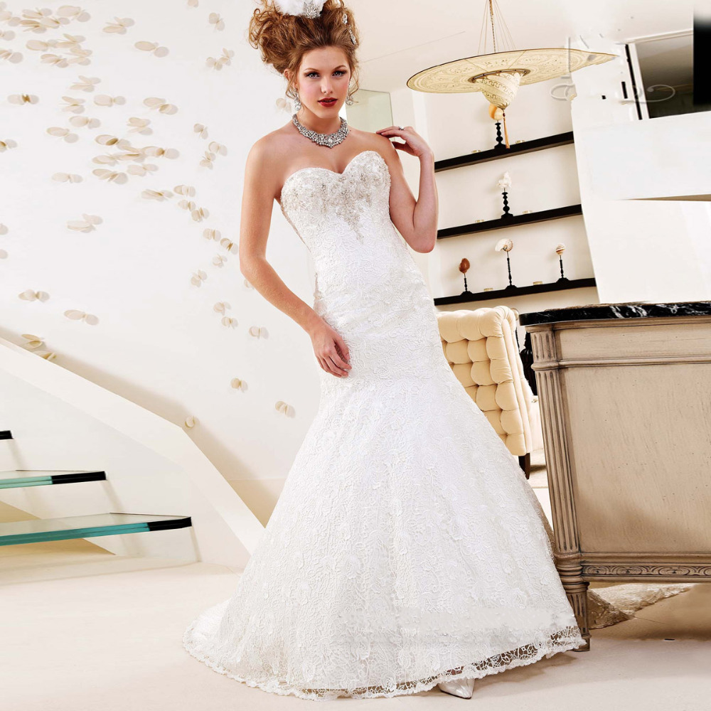Latest Wedding Dresses And Their Prices : Wedding dresses elegant cheap prices in euros new bridal dress