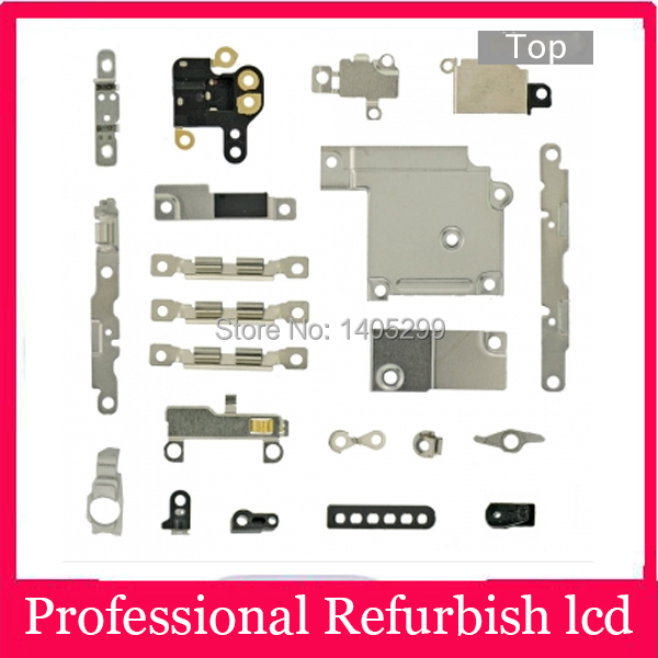 100% Genuine 21 pcs in 1 set Inner Small Parts Brackets Replacement Part for iPhone 6 ( 4.7 inch)