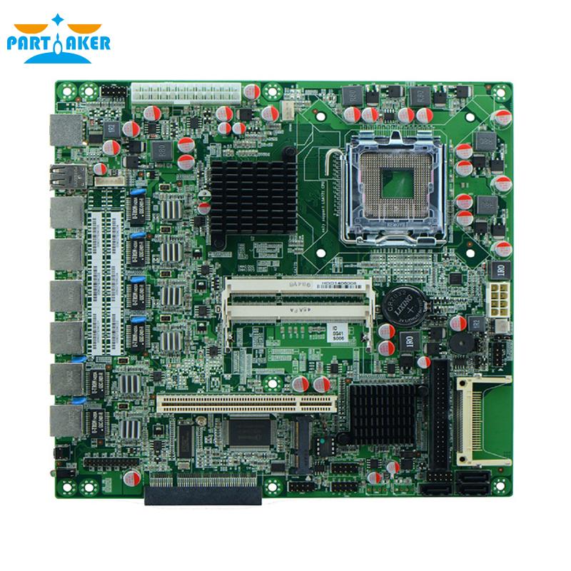 LGA771 Xeon Series dual-core firewall motherboard with GPIO/BIOS/VGA Display/6*LAN motherboard(China (Mainland))