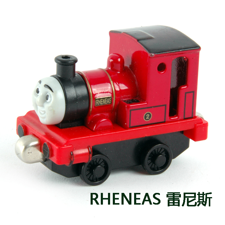 The new 2016 Thomas train little red ray nice alloy magnetic toy car Two-way link walking inertia model(China (Mainland))