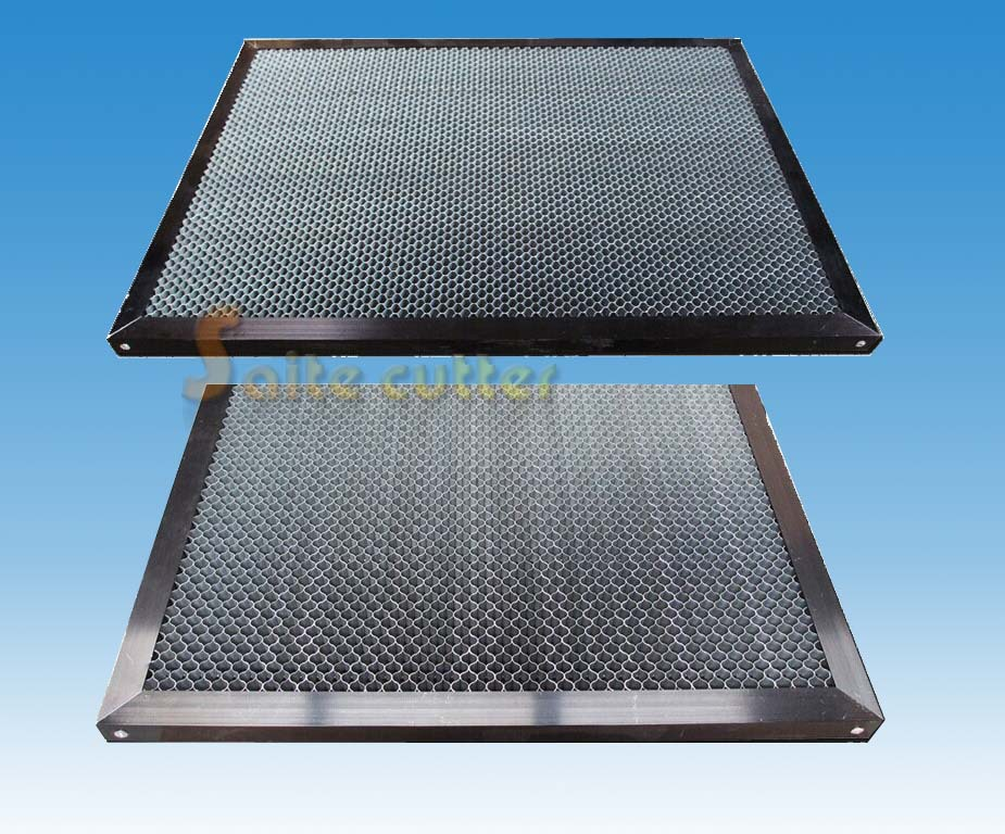 Honeycomb Work Bed Table Platform CO2 40W 50W Tube Laser Engraver Cutter 30x20cm free shipping(China (Mainland))