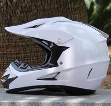 Professional Light weight off road motorbike helmet DOT approved motorcycle helmet dirt bike head gears(China (Mainland))
