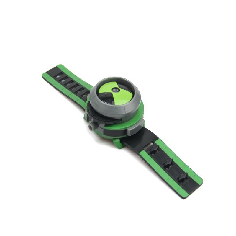 New Selling ben 10 omnitrix watch Style Kids Projector Watch Japan Genuine Ben 10 Watch Toy Ben10 Projector Medium Support Drop(China (Mainland))