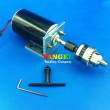 VANGEL—110V-240V 6000 ОБ./МИН. 80 Вт мини дрель печатной платы ручной сверлильный станок ногтей B10 0.6 ~ 6 мм электродвигателя электробура