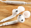 Hot Sale High Quality EarPods Earphone with Mic for Samsung S3 S4 S5 I9800 S6 Edge