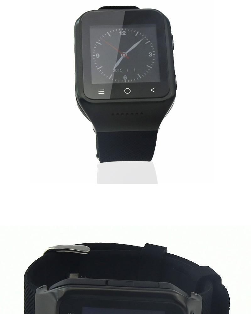 ถูก Zgpax s8มาร์ทโฟนบลูทูธsmart watchโทรศัพท์android 4.4 mtk6572 Dual Core 1.5นิ้วWIFI GPSเข็มทิศ2.0MPกล้อง3กรัมWCDMA