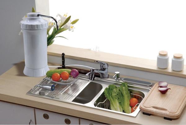 acheter hydrog ne eau alcaline ioniseur purificateur comptoir de comptoirs verte. Black Bedroom Furniture Sets. Home Design Ideas